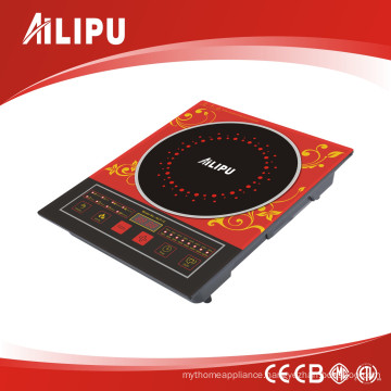 Ultra Thin Electric Induction Cooker with Cookware