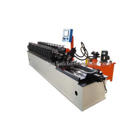 Aluminium Ceiling Keel Roll Forming Machine