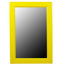 Marco de espejo de puerta de diseño simple PS