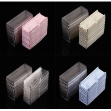 PVC Eyelash Clear Plastic Blister Tray Packaging