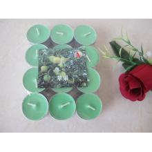 Apple Stress Relief Tealight Candle