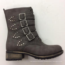 Women Fashion Ankle Boots with Drill (S 30-1)