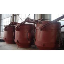 30T Scrap Bucket for Furnace