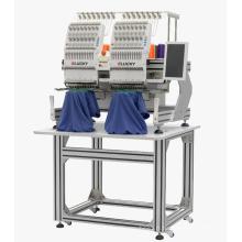 Elucky à grande vitesse informatisé prix de la machine à broder avec 15 couleurs