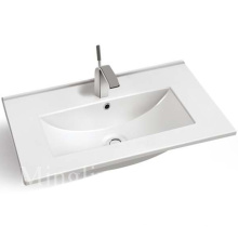 new house new design american style ceramic cabinet basin