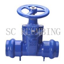 Nrs Socket Ends SABS664/665 Resilient Seated Gate Valves
