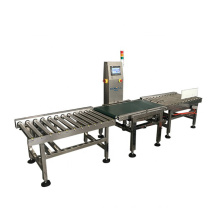 High speed automatic weight checker check weigher weighing machine