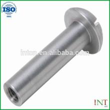 Piezas de aluminio de alta calidad alta precisión CNC fresado