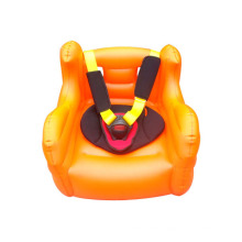 Inflatable Car Hightened Seat Cushion With E Mark Approvaled