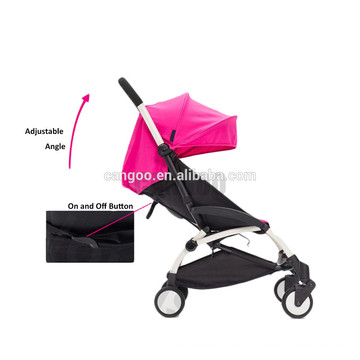 2015 wholesale Fancy Simple Single Baby Jogger City Stroller