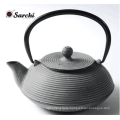 Sarchi Cast Iron Teapot ,Durable Cast Iron with a Fully Enameled Interior ,Beautiful Hammered Design