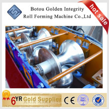 Alibaba Trade Insurance Metal Roof Ridge Cap Forming Machine Price