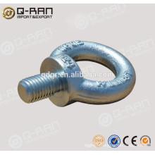 Prix du boulon d'ancrage en acier carbone forgé DIN580 boulon à œil