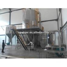 Machine à sécher liquides à enzymes à GPL