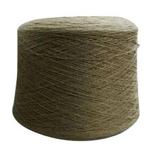Factory supply Mongolia brown raw material color cashmere yarn without dye