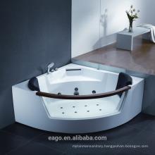 Foshan Produced Corner Air Transparent Home Massage Bathtub (AM197JDTS-1Z)