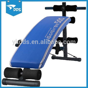 Crescendo gimnasio curvas Sit Up Banco Ab ajustable