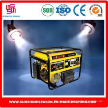 Gerador de Gasolina 6kw para Uso Doméstico e Externo (EC15000E1)