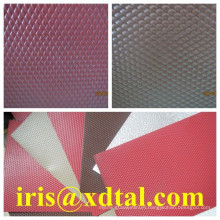 diamond embossed/stucco/ corrugated aluminum sheet aluminum construction material