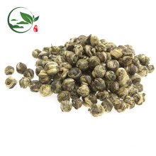 EU Standard Spring Specialty Jasmine Pearls Tea Jasmine Beads Tea OEM Jasmine Tea Tin Can