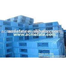 Лучшее качество (поставка) двухсторонних пластиковых поддонов