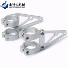 Fräsen von CNC-Präzisionsteilen aus Aluminium