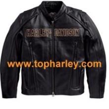 Harley  Men's Roadway Leather Jacket 98015-10VM