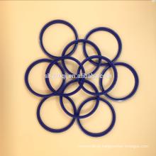 Selagem elástica colorida do silicone da não-deslizamento / selo DH / DHS do cilindro hidráulico do limpador