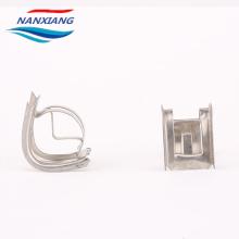 Cascata de aço inoxidável de 50 mm e anel vsp e anel de metal pall (304,304 l, 316, 316 l, q235b)