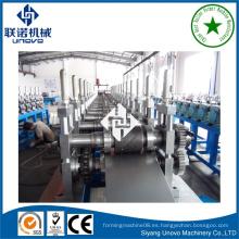 Siyang unovo cable trunking formando la máquina