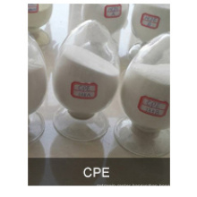 CPE 135A impact modifier for plastic products