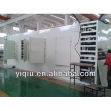 rodajas de patata / escamas de secado y esterilización máquina / secador