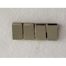 Stamping Custom White Brass Sheet Metal Small Parts