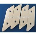 Azulejo eléctrico electrónico de la placa caliente de cerámica con los agujeros