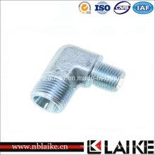Connecteur hydraulique mâle coudé NPT 90 de haute qualité (1DN9)