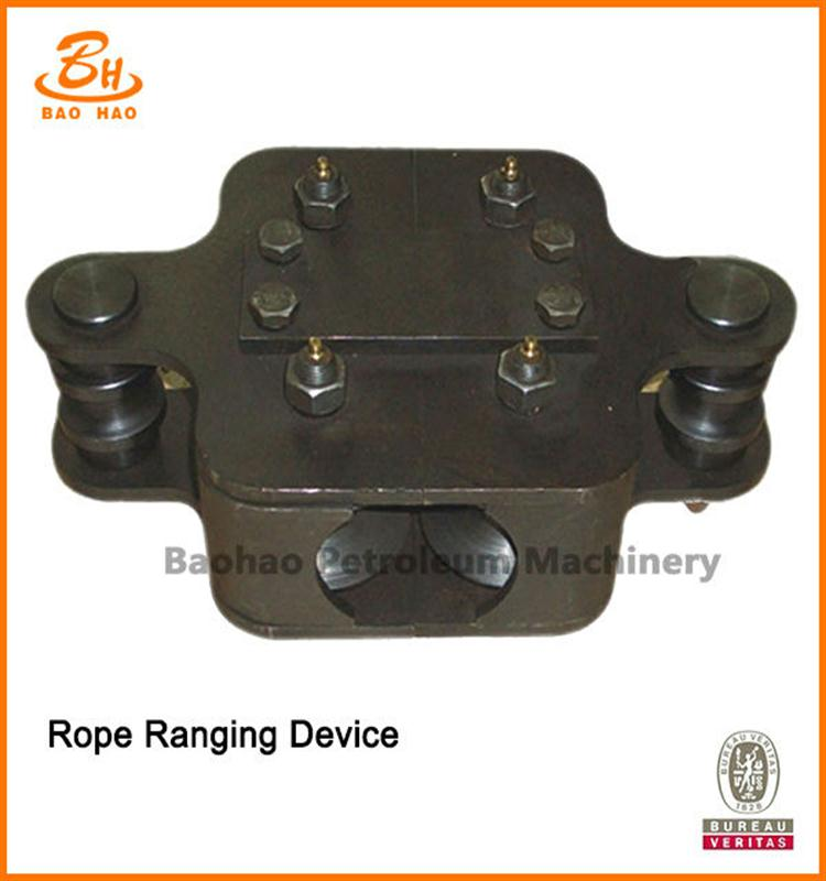 Rope Ranging Device