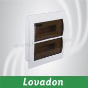 Lvm Serieies Distribution Box (plastic base)