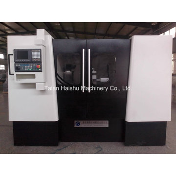 CNC Lathe Machine Ck6180W CNC Wheel Repair Lathe with Good Price From Taian Haishu