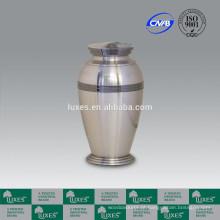 Urna de metal Ault & bebê & de estimação urna para cinzas LUXES venda quente