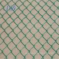 Cerca del acoplamiento de cadena tejida revestida del PVC para el animal