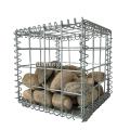 Galvanized Gabion box for rock construction
