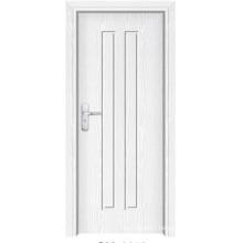 2015 Hot Sale Interior Wooden Door PVC Door