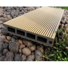 China Engineered Hollow Brown Outdoor Flooring