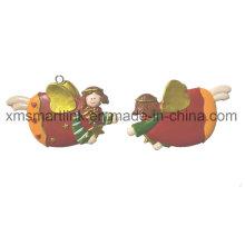 Resin Angel Figur Hanging Geschenke