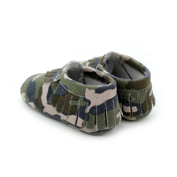 Scarpe per bambini Camouflage Moccasin Shoes