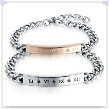 Bracelet de mode bijoux en acier inoxydable (HR288)