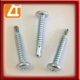 Pan head self drilling screws
