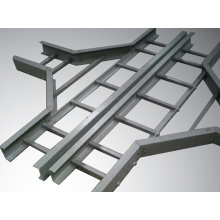 Bandejas tipo cable con escalera de campana