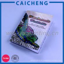 China Fabrik Großhandel Farbdruck Buch