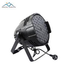 El mejor precio Etapa Cabeza móvil luces de dj cob Aluminio dmx rgbw 60w 80w 120w 150w 180w led par puede encenderse